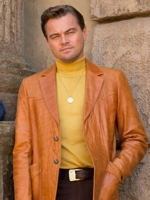 Rick Dalton Brown Jacket