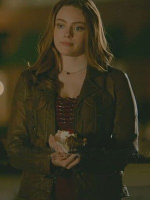 Hope Mikaelson The Originals Leather Jacket - New American Jackets