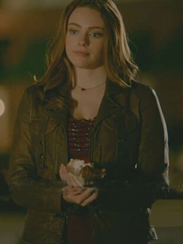 Hope Mikaelson The Originals Leather Jacket – New American Jackets