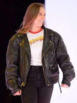 Ronda Rousey WWE Jacket