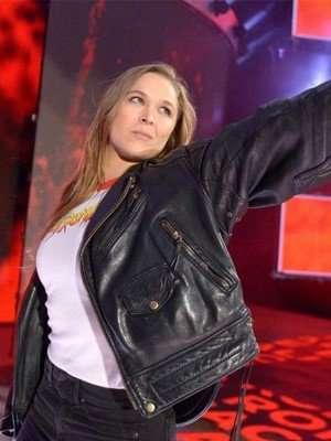WWE Royal Rumble Ronda Rousey Jacket