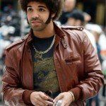 Anchorman 2 The Legend Continues Drake Leather Jacket