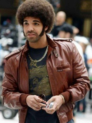 Drake Leather Jacket