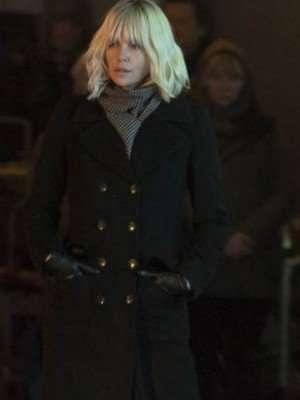 Lorraine Broughton Long Coat
