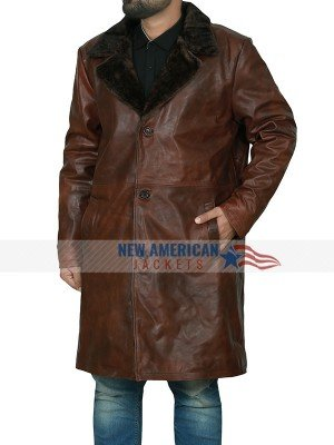 BlacKkKlansman Ron Stallworth Coat