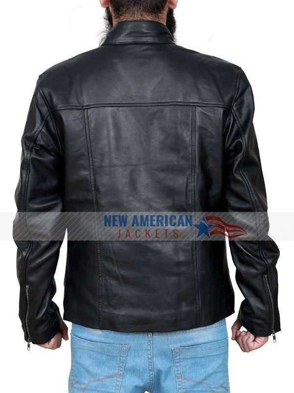 Eddie Brock Venom Tom Hardy Leather Jacket