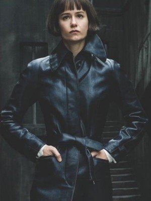 Tina Goldstein Fantastic Beasts 2 Women Trench Coat