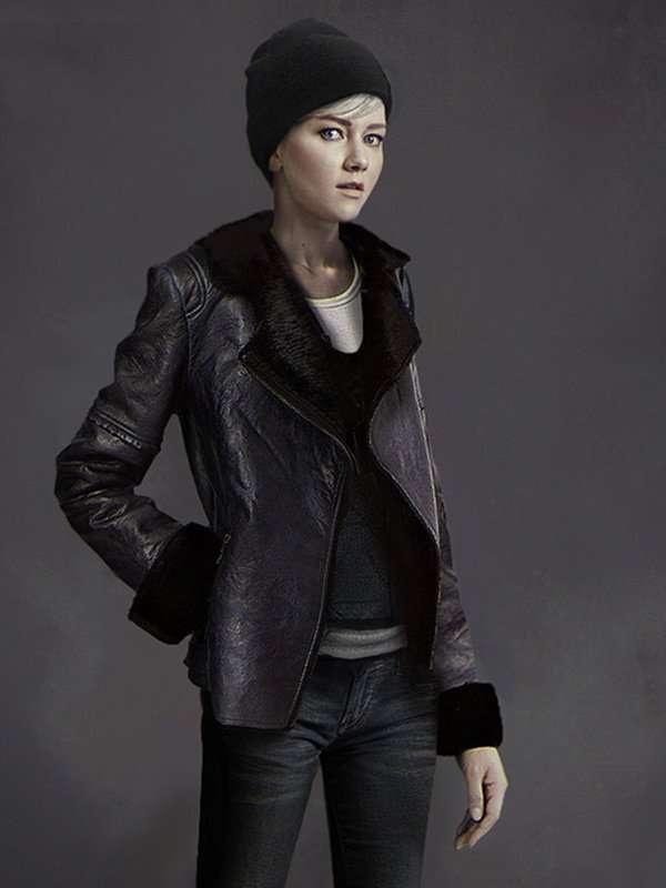 7cc5c7215e71 Detroit Become Human Kara Leather Jacket