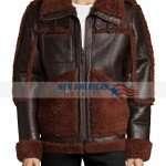 Mens Winter Brown Jacket