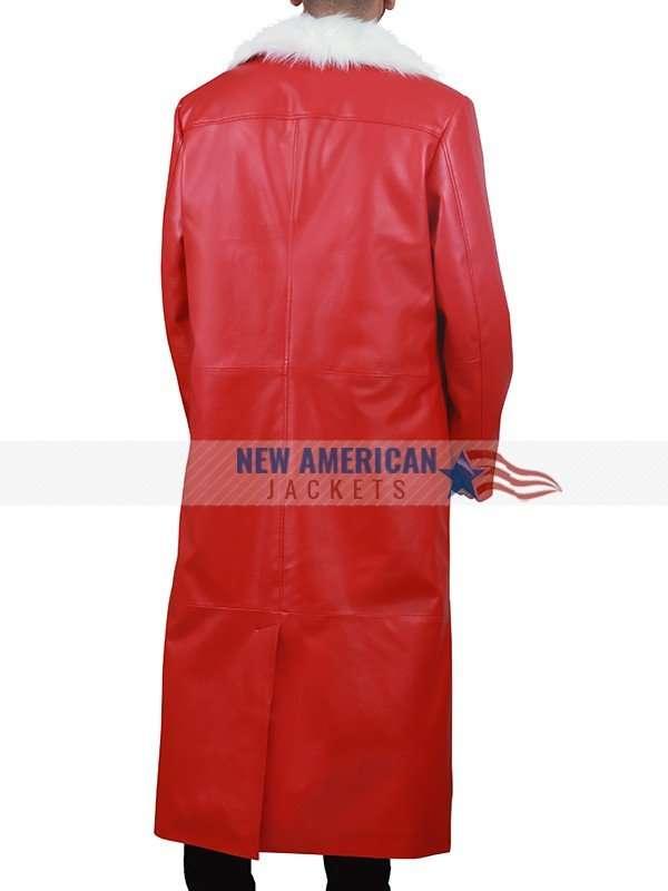 Santa Claus Shearling Coat