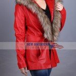 The Christmas Chronicles Goldie Hawn Coat