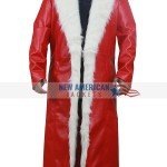 The Christmas Chronicles Kurt Russell Santa Claus Coat