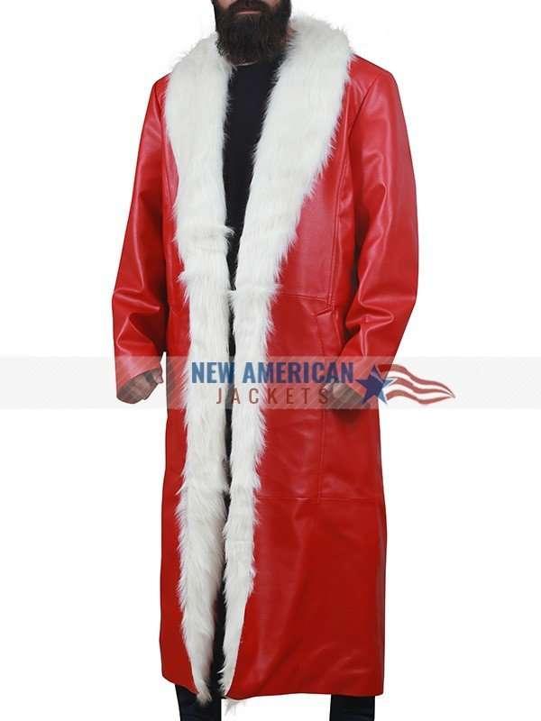 The Christmas Chronicles Santa Claus Fur Coat