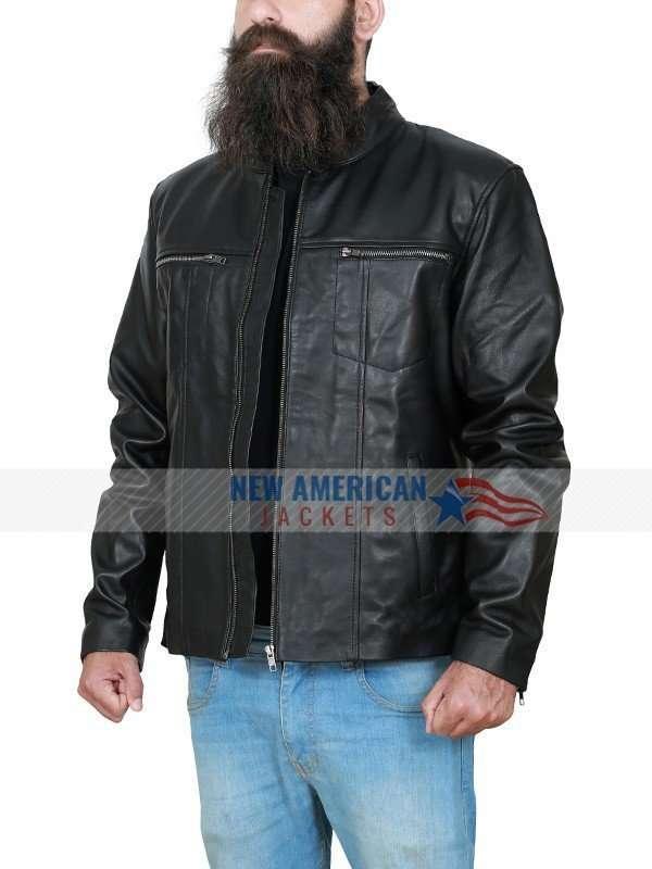 Venom Black Jacket