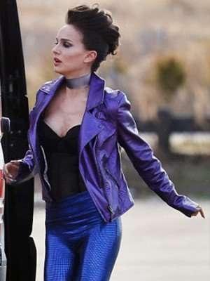 Celeste Vox lux Jacket