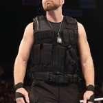 WWE Wrestler Dean Ambrose Vest