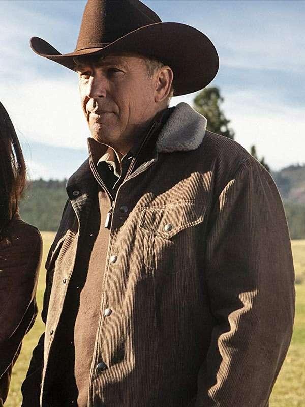 Yellowstone Kevin Costner Jacket