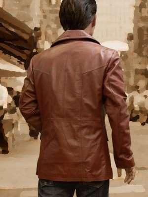 donnie brasco leather jacket