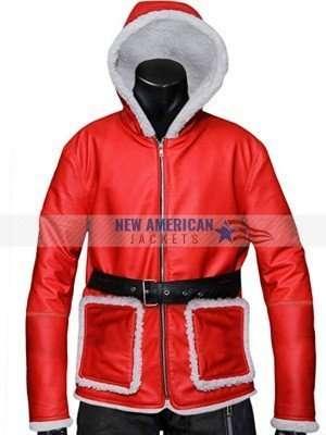 Christmas Santa Claus Jacket