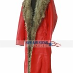 the christmas chronicles shearling coat