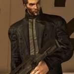 Adam Jensen Deus Ex Human Revolution Leather Coat