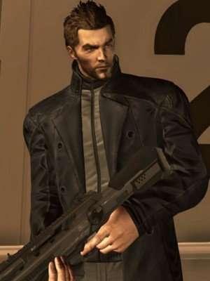 Elias Toufexis Deus Ex Human Revolution Coat