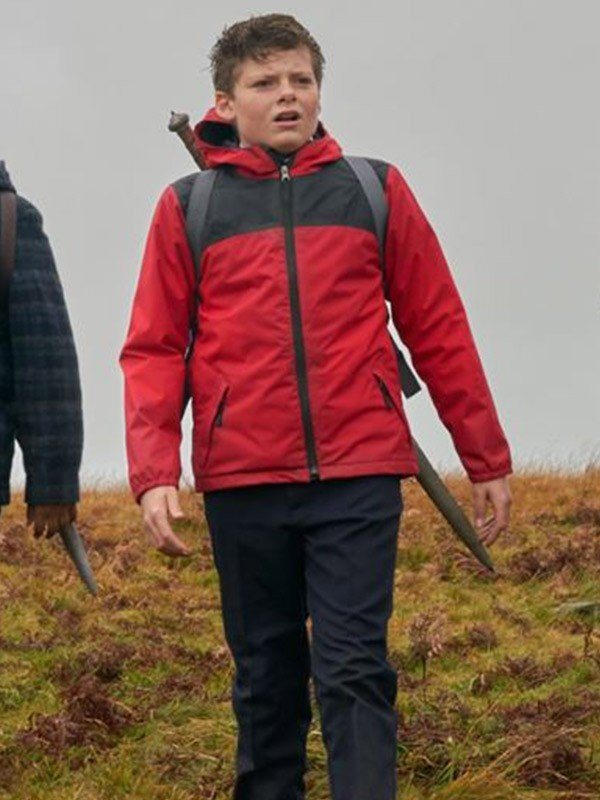Alex Elliot Red Jacket