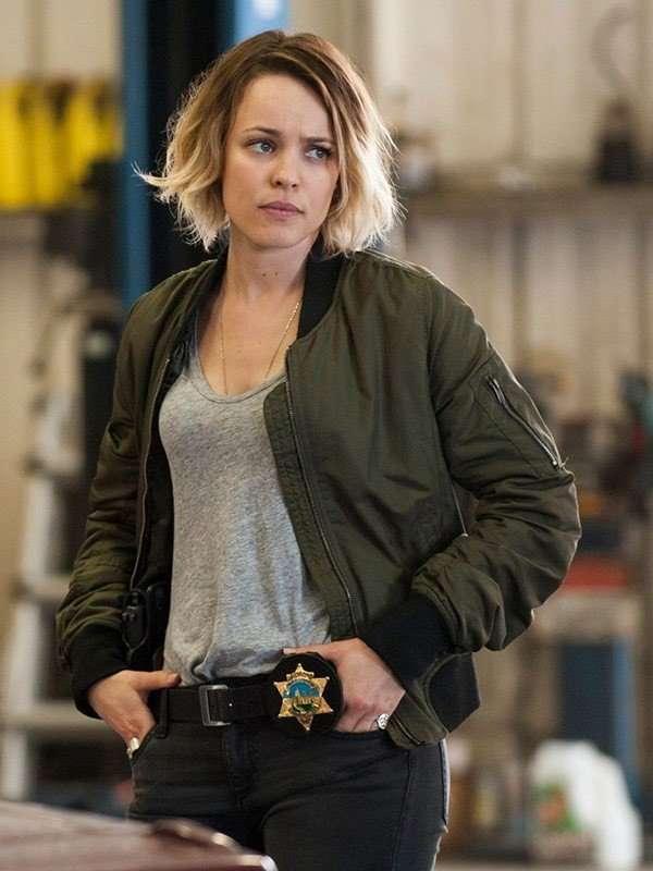 Ani Bezzerides True Detective Jacket