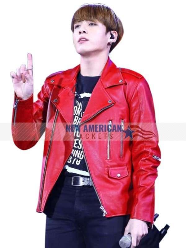 BTS Jungkook Jacket