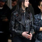 Bikers Style Young Celeste Vox Lux Leather Jacket