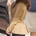 Captain America Civil War Scarlett Johansson Jacket