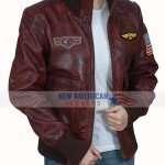Captain Marvel Bomber Jacket