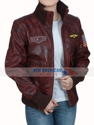 Carol Danvers Captain Marvel Bomber Jacket