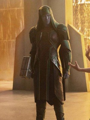 Ronan the Accuser Captain Marvel Trench Coat