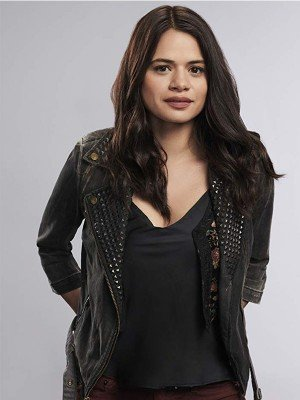 Melonie Diaz Charmed Mel Leather Jacket