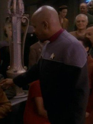 Star Trek DS9 Uniform Jacket