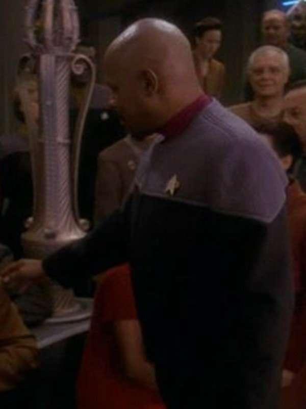 Deep Space Nine Star Trek Uniform Jacket