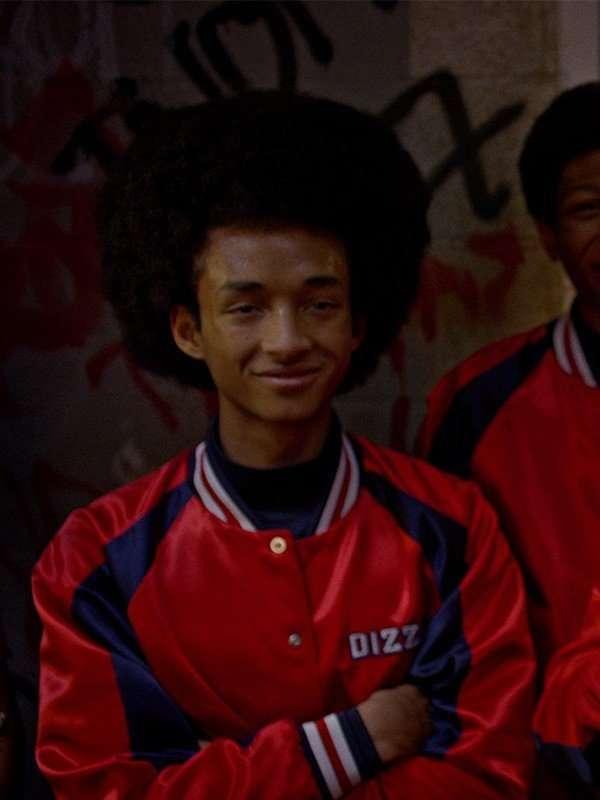 Dizzee The Get Down Satin Jacket
