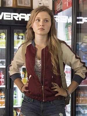 Eliza Scanlen Sharp Objects Jacket