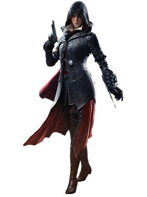 Assassin's Creed Syndicated Evie Frye Leather Jacket