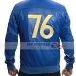 Fallout 76 Blue Jacket