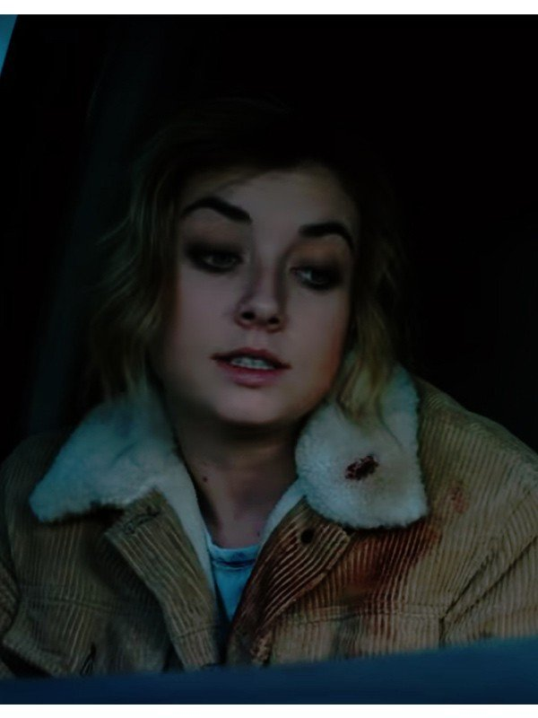 Giorgia Whigham The Punisher 2 Corduroy Jacket