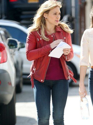 Kelsey Peters TV Series Younger Leather Jacket