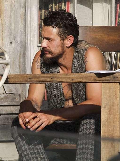 James Franco The Long home Vest