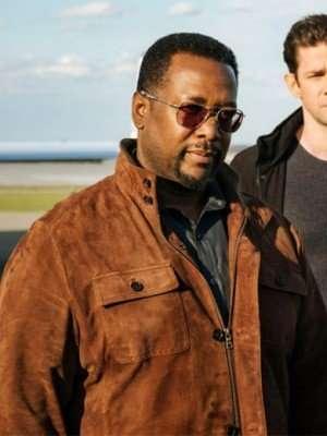 Tom Clancy's Jack Ryan Wendell Pierce Jacket