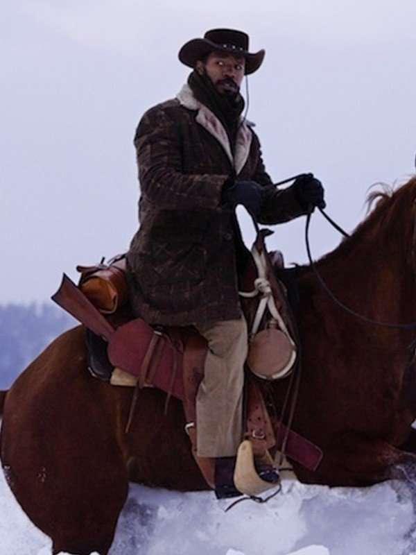 Jamie Foxx Django Coat