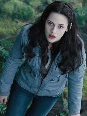 Twilight Bella Swan Cotton Hooded Jacket