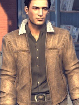 Vito Scaletta Mafia 2 Leather Jacket
