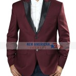 Maroon Tuxedo for Men