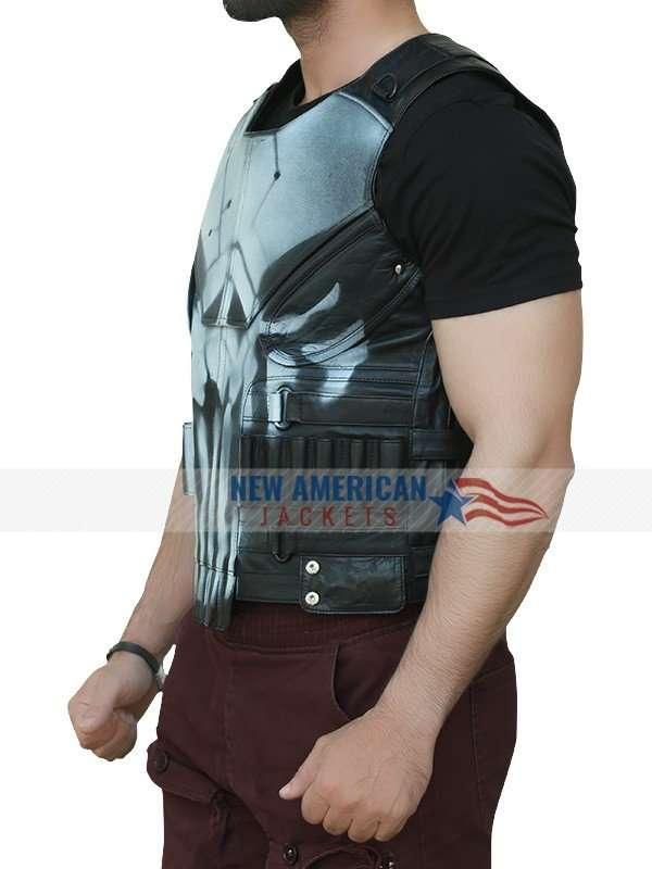 Punisher Season 2 Vest